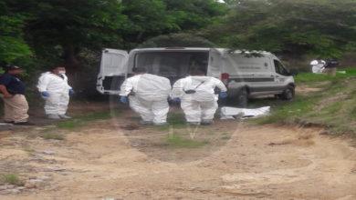 Encuentran dos asesinados en un predio cercano a la carretera Morelia-Maravatio