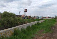 Vecinos aledaños al Dren Barajas se quejan de continuas inundaciones