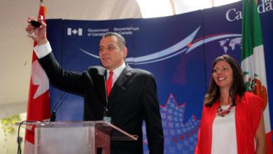 embajador de Canadá en México, Pierre Alarie
