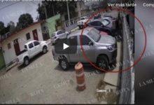 Video: Exdiputado de Veracruz secuestra a dos personas