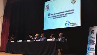 Celebra la UMSNH 15 años de transparencia