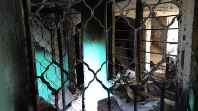 Incendio consume departamento en Infonavit la Colina