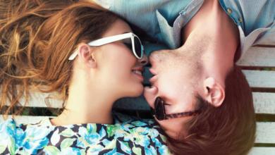 Besos apasionados son la clave para bajar de peso sin sacrificios