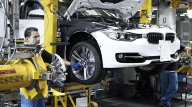 Se desploma actividad industrial en México