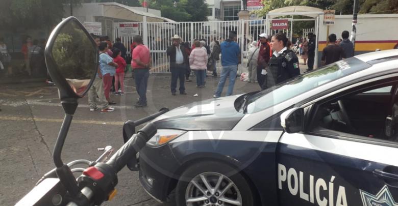 Falsa alarma de desalojo en Hospital Civil moviliza a cuerpos de seguridad