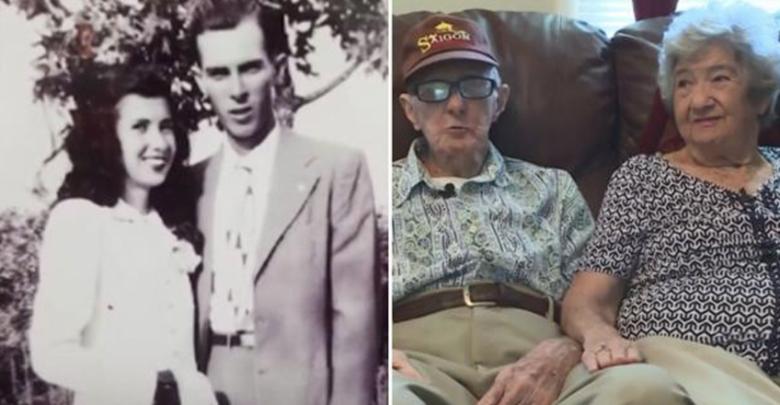 Después de 71 años de matrimonio, pareja muere el mismo día