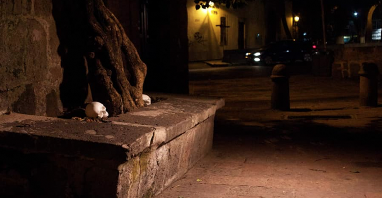 ¿Te has encontrado alguno de estos cráneos en Morelia? Ésta es su historia