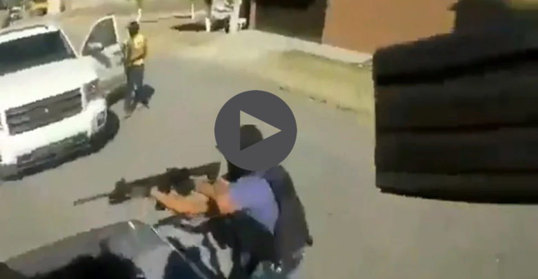 VIDEO (+18): Circula en redes sociales sangrienta ejecución a miembros de CJNG