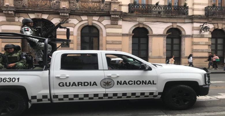 Confirman arribo de 470 elementos de la Guardia Nacional a Morelia