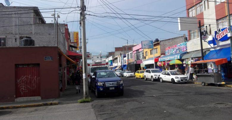 Delincuencia golpea en la calle Vicente Santa María en Morelia