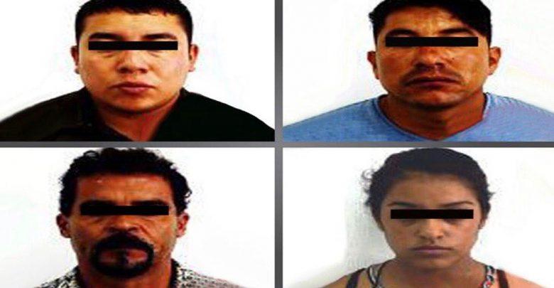 Detienen a banda de secuestradores; eran elementos de la Guardia Nacional