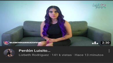 Video: Lizbeth Rodríguez pide perdón a Luisito Comunica por exponer infidelidad
