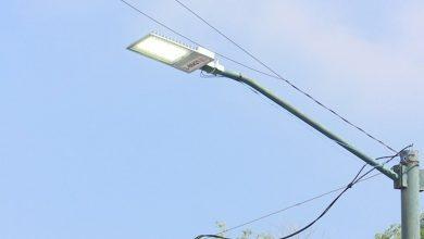Ciudadanos molestos con las nuevas luminarias, ya que estas no tienen buen funcionamiento