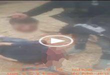 VIDEO (+18): Sicario de la Familia Michoacana decapitan a un hombre para enviar un mensaje