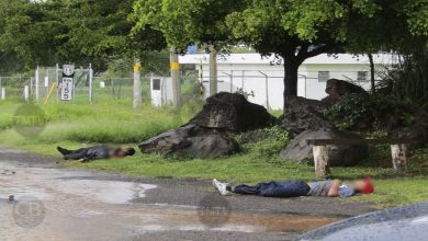 Siguen los homicidios en Jacona; matan a dos jóvenes a las afueras de un baleario