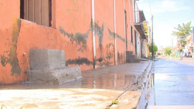 Morelia, un caos tras inundaciones