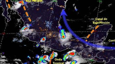 Photo of Onda tropical #23 recorrerá las costas del sur y occidente del país