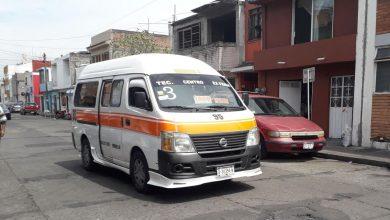 Peligro constante para el transporte público en Morelia