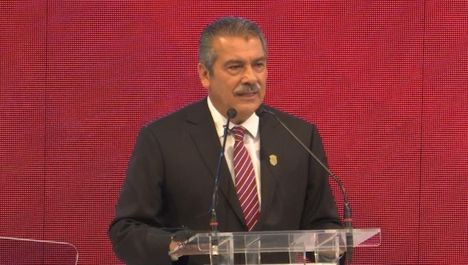 Raúl Morón Orozco rinde su primer informe de gobierno 2018-2021