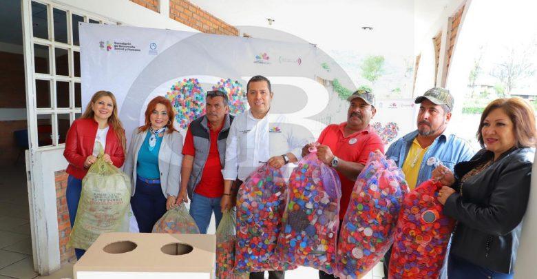 Uniones recolectoras de basura de Morelia, Charo y Tarímbaro se suman a ReciCanje: Sedesoh