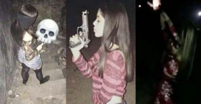 Sicarias adolescentes presumen sus armas en redes sociales