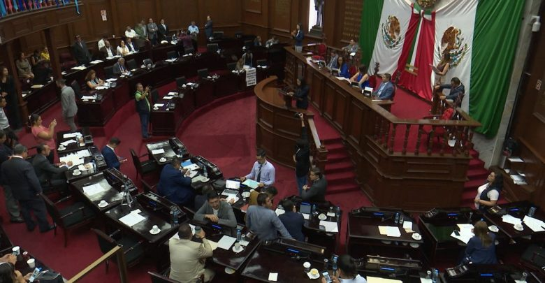 Comisión de Gobernación del Congreso local, continúa trabajando en favor de los michoacanos