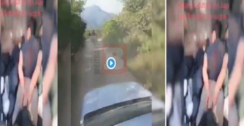 """VIDEO (+18): Sicarios de los Viagras se graban """"levantando"""" y ejecutando a gente del CJNG"""