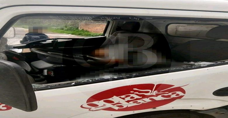 Matan a repartidor de productos 'Gota Blanca' en colonia Valerio Trujano, Morelia