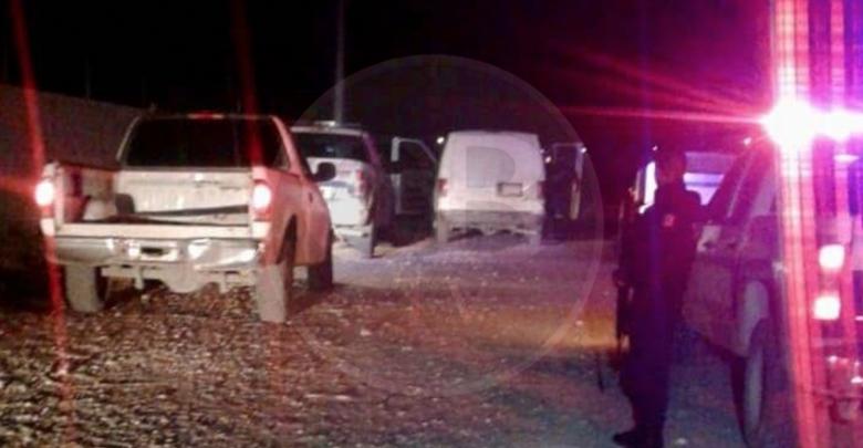 Policías se enfrentan a gatilleros en Tingüindín; hay un agresor abatido