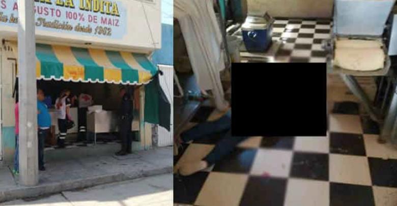 """Asesinan a empleadas de tortillería por negarse a pagar """"cobro de piso"""""""