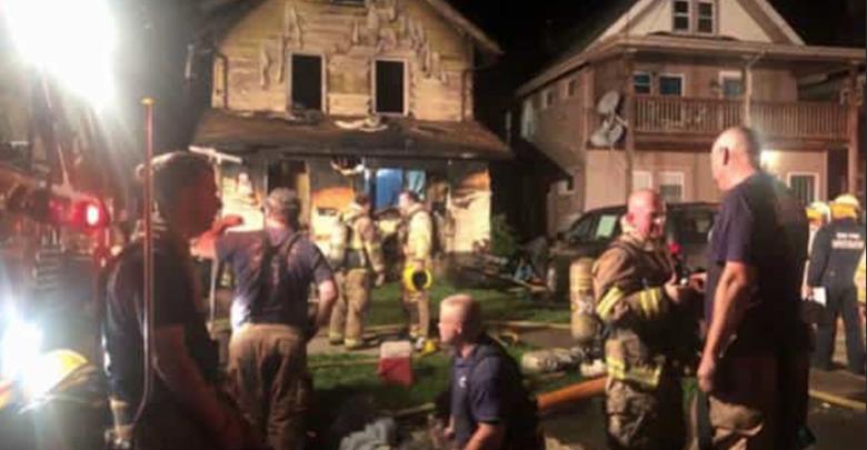 Cinco niños mueren en incendio de guardería