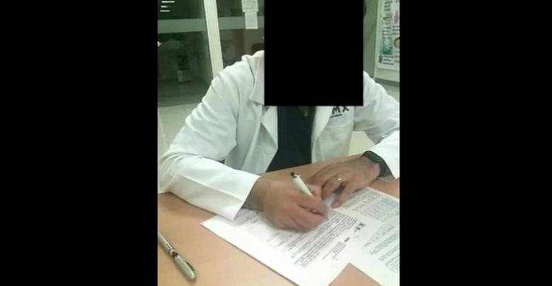 Médico del IMSS viola a paciente con enfermedad terminal