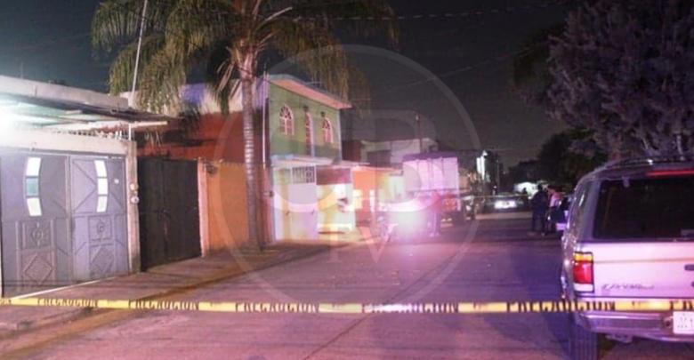 Gatilleros persiguen a hombre y lo matan en la colonia Enrique Ramírez