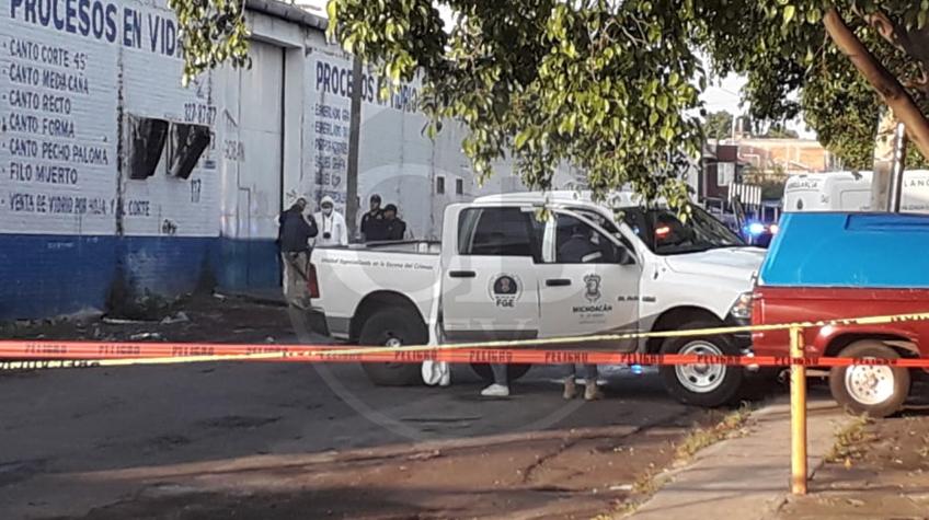 MORELIA: Abandonan decapitado en la Nueva Valladolid