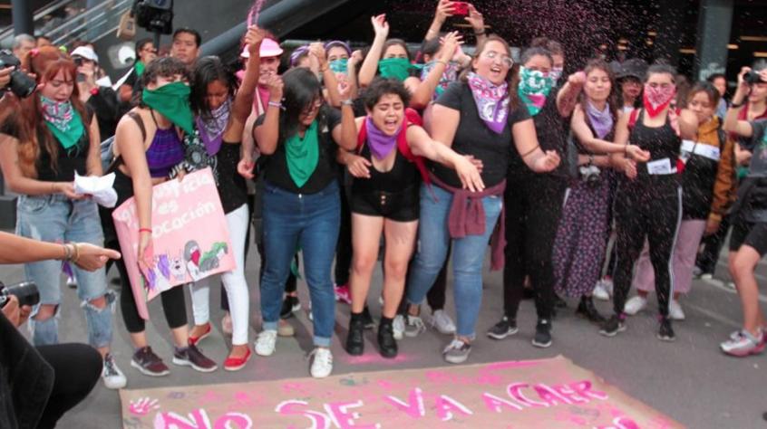 Desde el día de la marcha feminista, 17 mujeres más han sido asesinadas