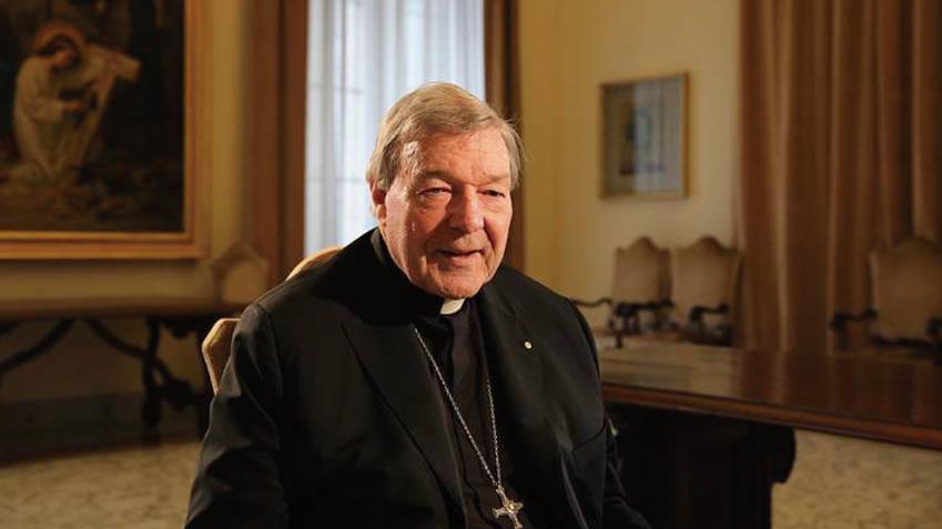 Ratifican sentencia por pederastia al cardenal George Pell