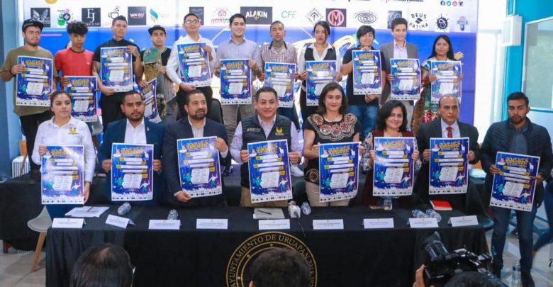 Mayor atención a los jóvenes para construir la paz: Víctor Manríquez