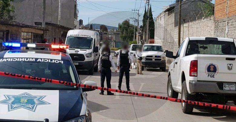 Localizan maniatado y muerto a adulto mayor en Morelia
