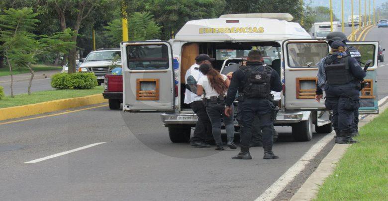 Hieren a tiros a un hombre en Uruapan