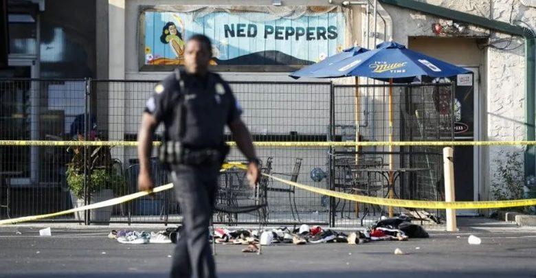 Otro tiroteo en Estados Unidos; hay nueve muertos