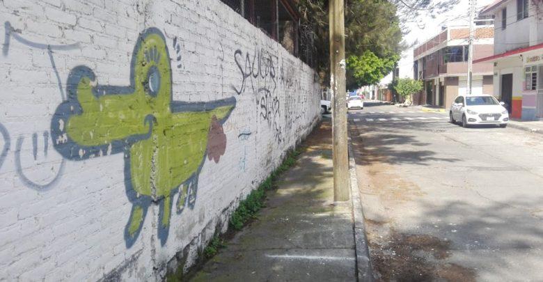 Colonia Villa Universidad sufre por la delincuencia