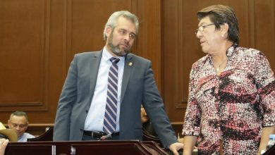 Photo of Teresa López llega a coordinación de Morena en Congreso, Alfredo Ramírez a presidencia de Mesa Directiva