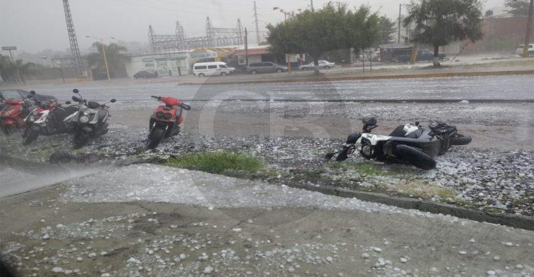 Brinda SSP apoyo tras afectaciones por lluvias en Los Reyes
