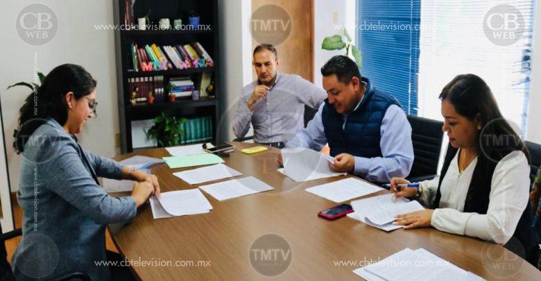Concreta Víctor Manríquez 2 MDP ante CONAVIM para atender Declaratoria de Alerta de Género
