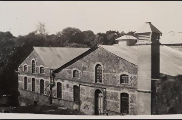 Fábrica de San Pedro, un espacio cultural del siglo XIX