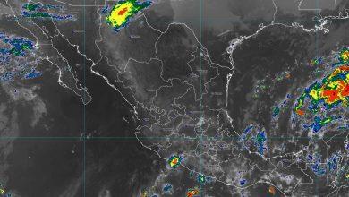 Photo of Continuarán lluvias en el estado; pide Segob tomar medidas de prevención