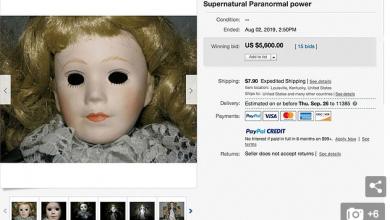 Photo of Venden muñeca embrujada en eBay por más de 5 mil dólares