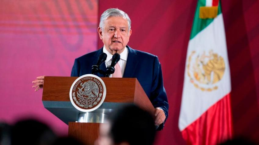 Andrés Manuel López Obrador, lamentó los hechos sin dar a conocer algún plan de reacción contra la violencia en el estado.