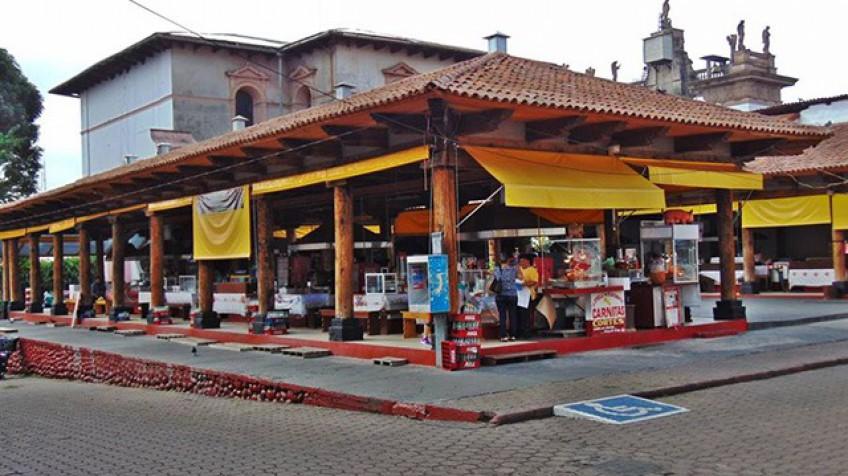 Plaza de Antojitos, sabor en el centro de Uruapan