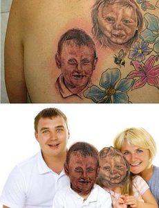 Tatuaje fallido 2
